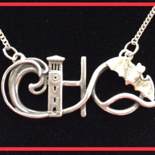 CHQ Necklace Sterling