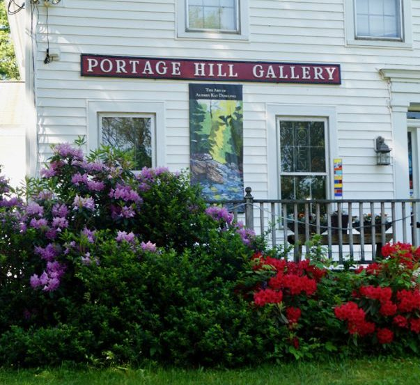 Portage Hill Art Gallery